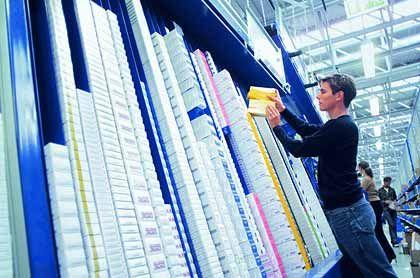 Sorgt für drei Viertel der Umsätze der Haniel-Gruppe: Der Pharmagroßhandel und Apothekenbetreiber Celesio, zu 58 Prozent in Besitz der Haniels