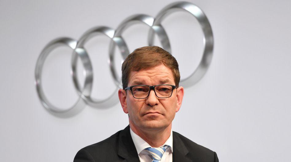 Audis neuer Chef Markus Duesmann bekommt ein neues Führungsteam an die Seite gestellt
