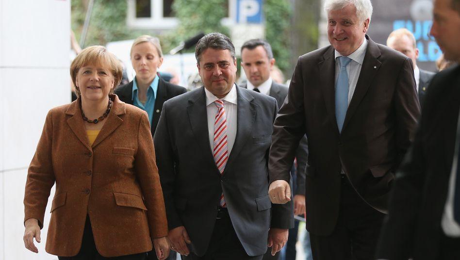 Koalitionsverhandlungen: Der Koalitionsvertrag nimmt Formen an - doch eine Erleichterung des Aktiensparens hat keine der Parteien auf dem Zettel