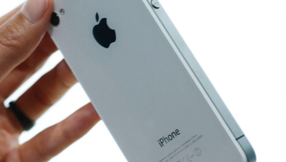 iPhone 4: Steve Jobs stellt das neue Apple-Handy vor