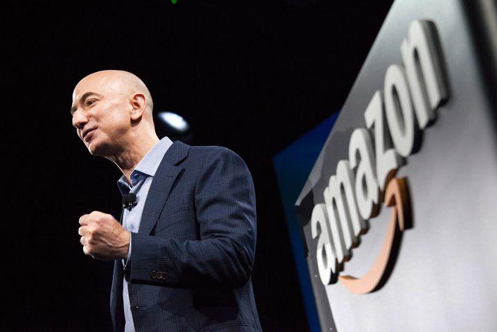 Multimilliardär und Multi-Unternehmer: Amazon-Gründer Jeff Bezos