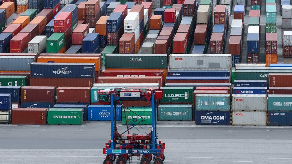 Container: Bei dem insolventen Container-Vermieter P&R gab es mehr als die Hälfte der von Anlegern vermeintlich gekauften Kisten gar nicht, fand der Insolvenzverwalter heraus