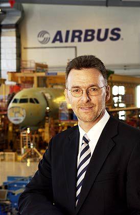 Chefpilot des Superjets: Die Krise ist gleichzeitig eine Chance für ambitionierte Manager wie Mario Heinen