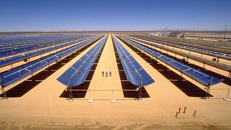 Siemens-Solarfeld in Nordamerika: Der Großkonzern macht das Geschäftsfeld dicht