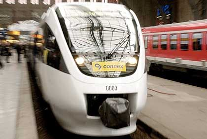 InterConnex: Strecke Gera-Rostock