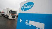 Pfizer räumt Herstellungsprobleme bei Biontech-Impfstoff ein
