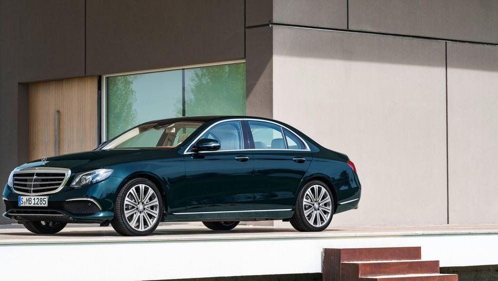 Autos: Die neuen Business-Klasse-Fahrzeuge