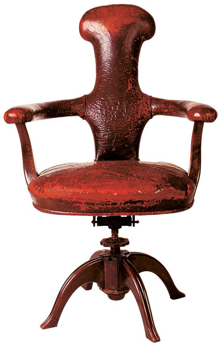 Analysetauglich: Dieser Stuhl wurde für Sigmund Freud maßgeschneidert