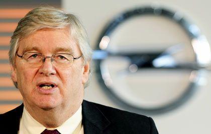 Ab sofort Mitglied im Opel-Aufsichtsrat: Europachef Reilly