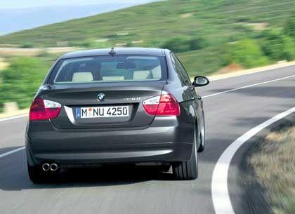 Neuer 3er-BMW: Leasingvertrag für das neue Auto vielleicht noch 2004 abschließen?