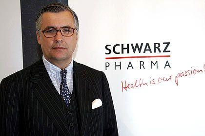 CEO der Schwarz Pharma AG: Patrick Schwarz-Schütte