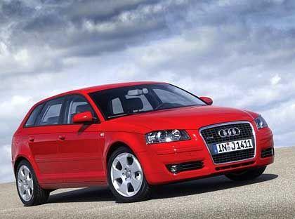 Audi A3: Auch mit diesem sportlichen Flitzer verdient Audi gutes Geld