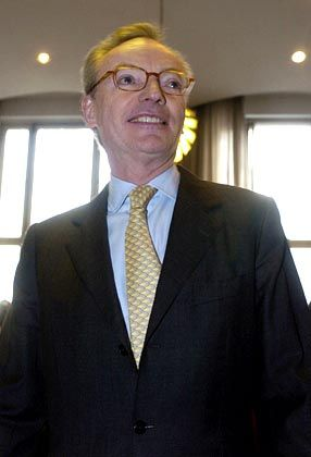 Sagte erneut aus: Der ehemalige Mannesmann-Vorstandsvorsitzende Klaus Esser