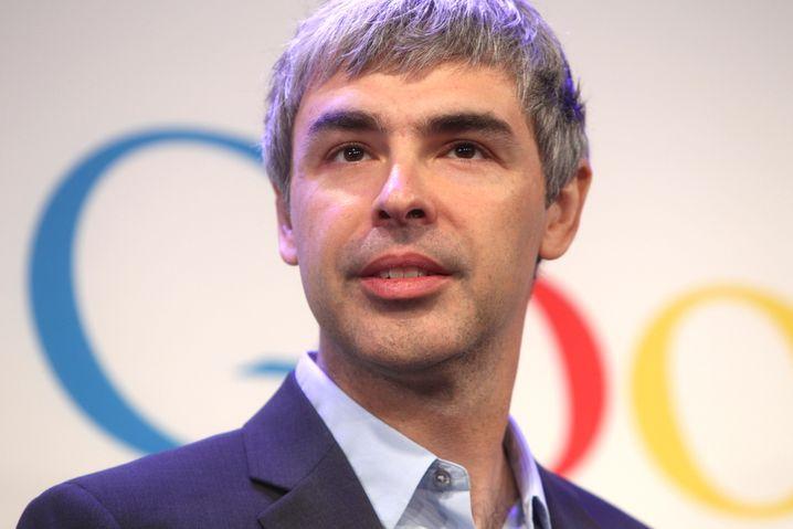 Ein Mann, ein Masterplan: Google-Gründer Page hat einen Meeting-Leitfaden für seine Leute entworfen
