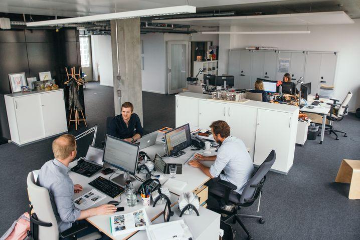 Vorstandsmitglieder von Zalando