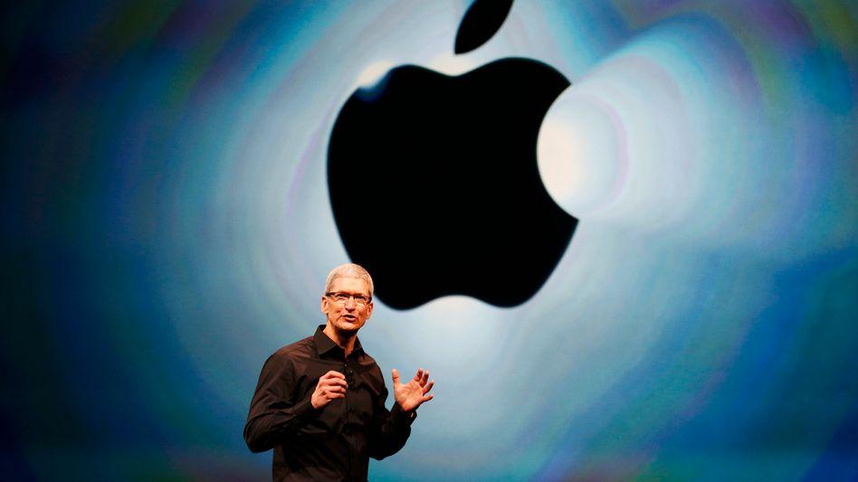 Apple-Chef Tim Cook: Mehr Software, weniger Hardware