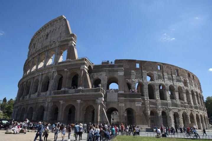 Colosseum in Rom: Kein anderes westliches Land leidet unter einer strukturell so schwachen Wirtschaftsentwicklung