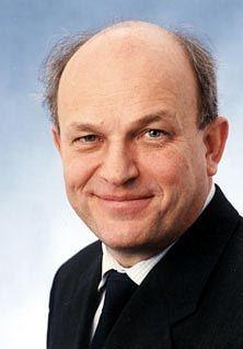 Alfred Tacke: Staatssektretär im Bundesministerium für Wirtschaft und Arbeit