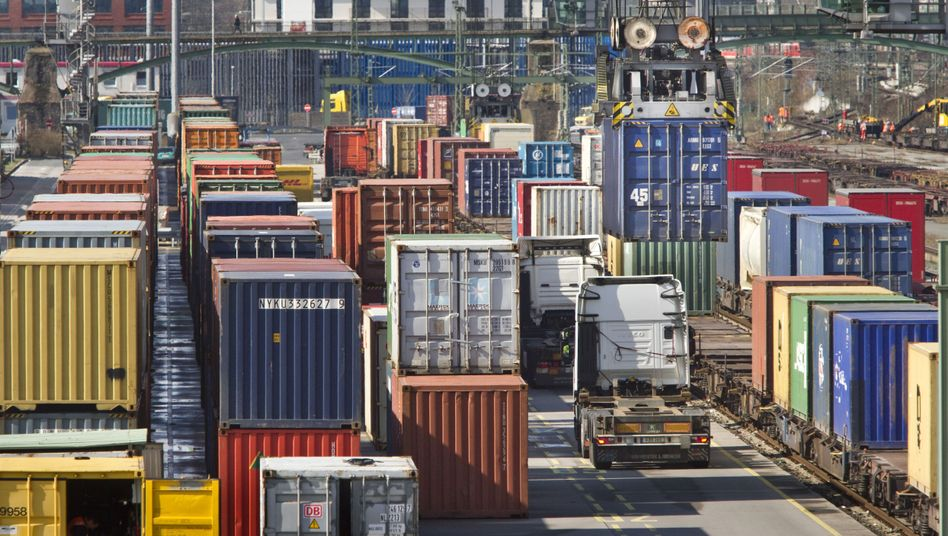 Deutscher Außenhandel: Zuletzt auf vergleichsweise hohem Niveau