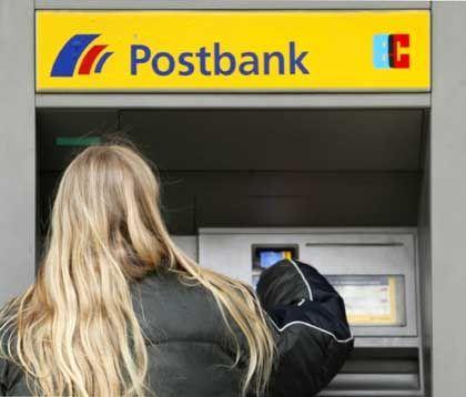 Ende der Spekulationen? Die Post will an der Postbank festhalten