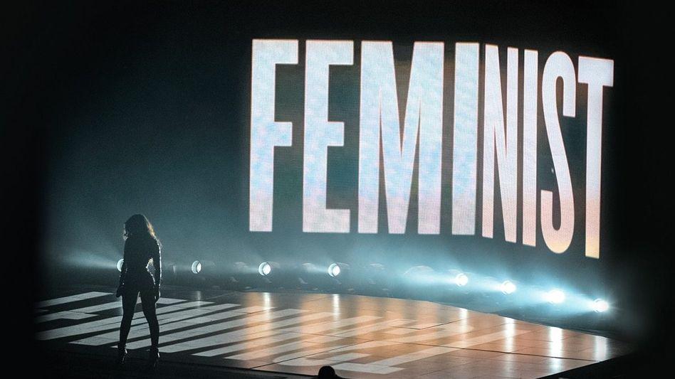 SängerinBeyoncé bei einem Auftritt bei den MTV Video Music Awards