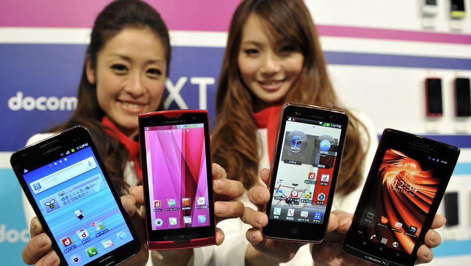 Vorbild für Net Mobile ist der Mutterkonzern NTT Docomo aus Japan - dort sind mobile Bezahlsysteme bereits weit verbreitet