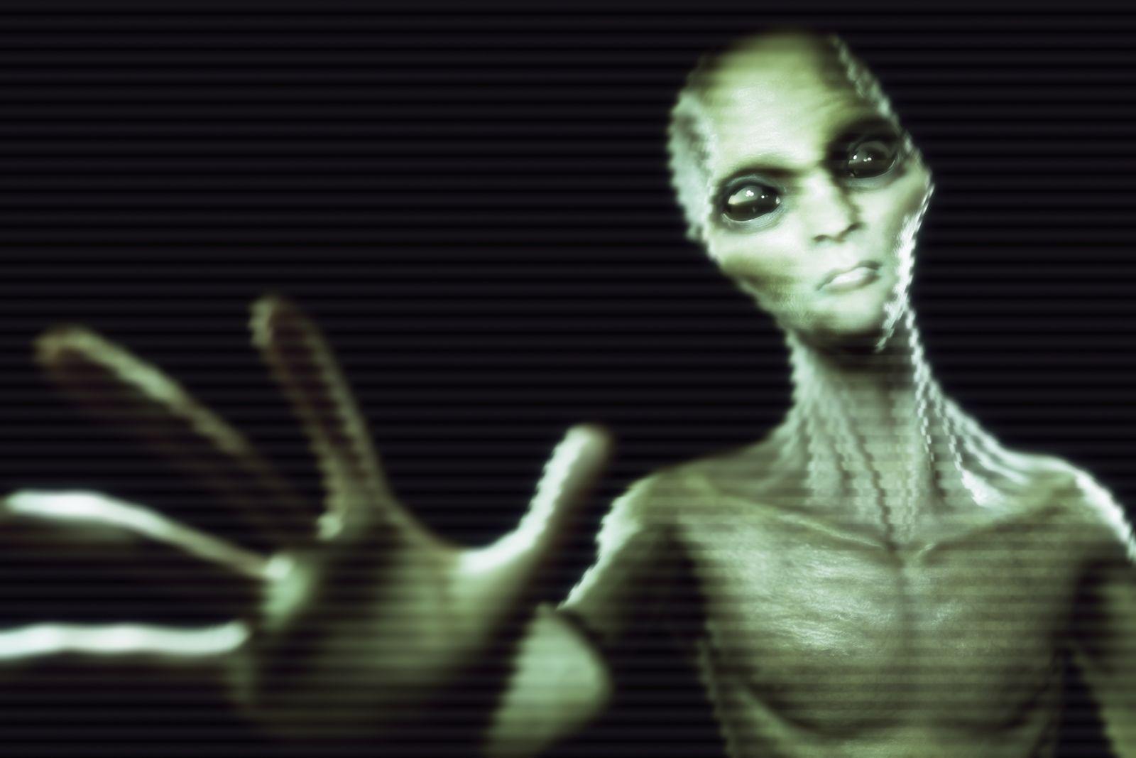 NICHT MEHR VERWENDEN! - Aliens / Außerirdischer