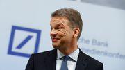 Deutsche Bank erzielt ersten Jahresgewinn seit 2014