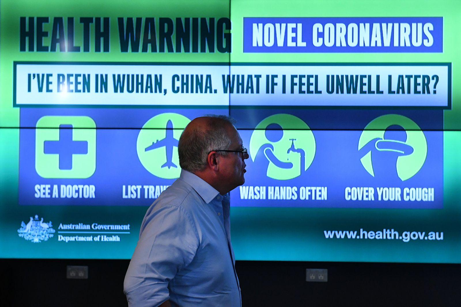 Corona-Virus in Australien