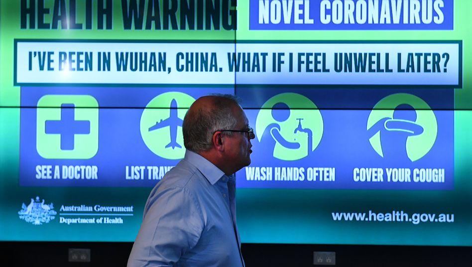 Auch in Australien steigen die Infektionszahlen wieder