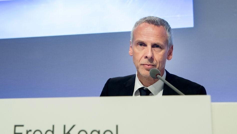 Eklat bei Constantin: Nicht nur Vorstandschef Fred Kogel (Bild) trat am Mittwoch von seinem Amt zurück