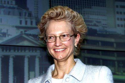 Clara Furse: Der LSE-Chefin hat Deutsche Börse-Chef Seifert die Leitung des gemeinsamen Aktienhandels angeboten