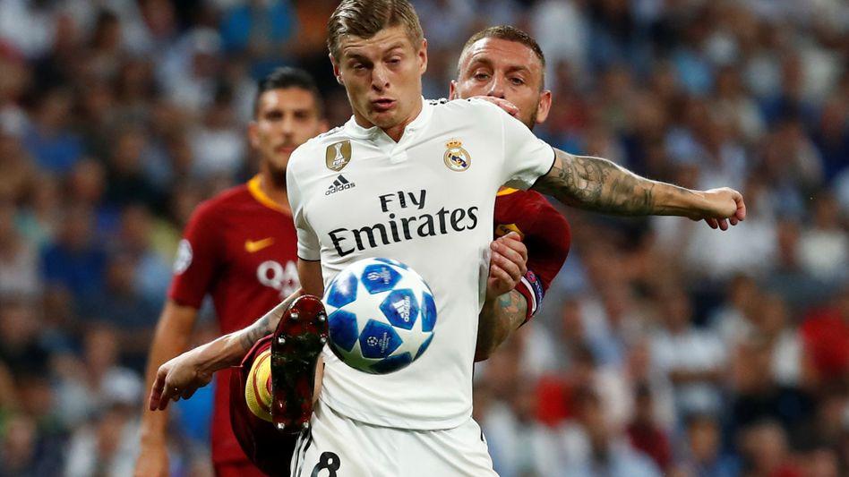 Real Madrid: 1,6 Milliarden Euro von Adidas für 12 Jahre