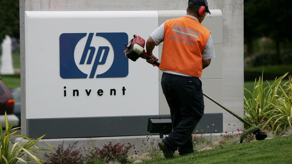 HP-Hauptquartier: Die neue Chefin will die Bilanz sanieren
