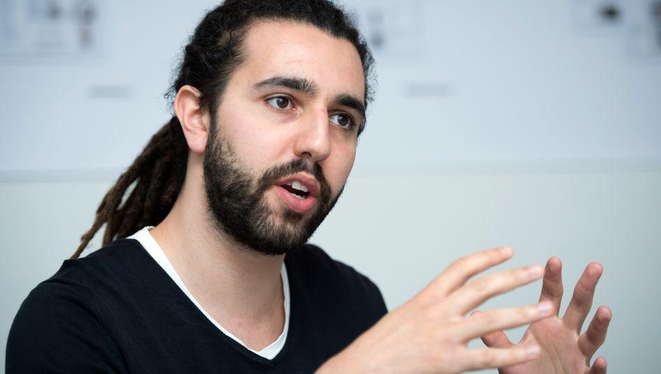 Jungunternehmer: About-You-Gründer Tarek Müller