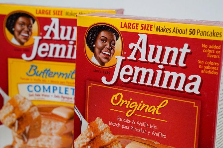 Pepsi will das Logo der Marke Aunt Jemima ändern