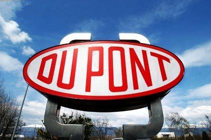 Zuversichtlich: Der Chemiekonzern Dupont ist optimistisch, seine Jahresprognose halten zu können
