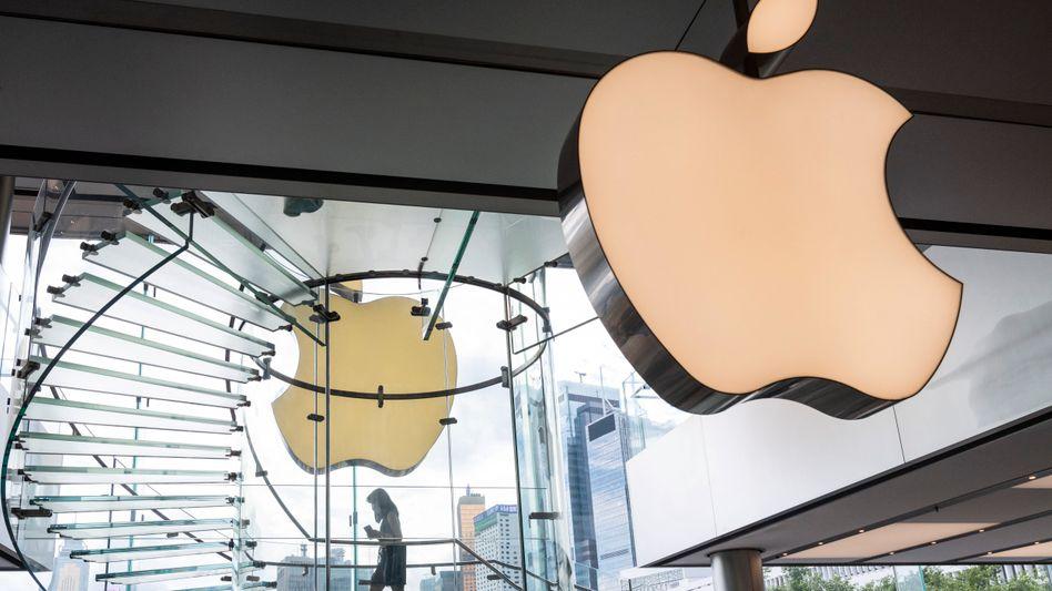Cashgigant: Mit 195 Milliarden Dollar Barreserven zählt Apple zu den Cashkönigen der Konzernwelt