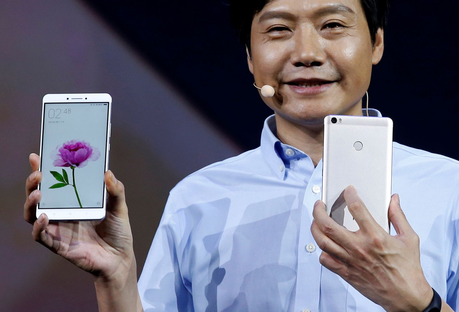 Global Challengers / A / CHINA-XIAOMI/