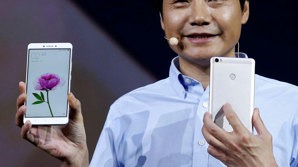 Xiaomi-Chef Lei Jun: Auf Jahre starken Wachstums folgt der Dämpfer