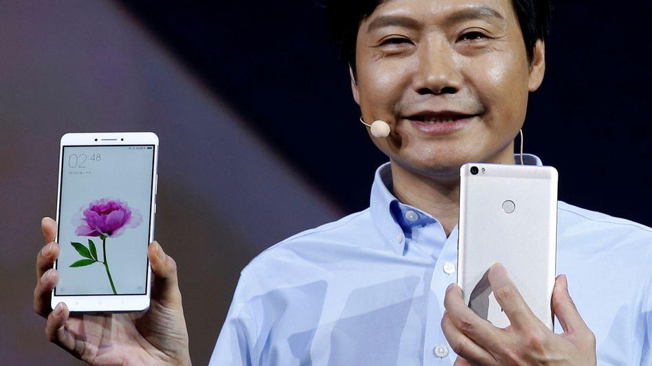 Lei Jun: Gründer und Chef von Xiaomi