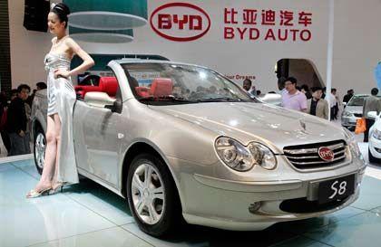 Anleihen bei Mercedes: Der BYD S8