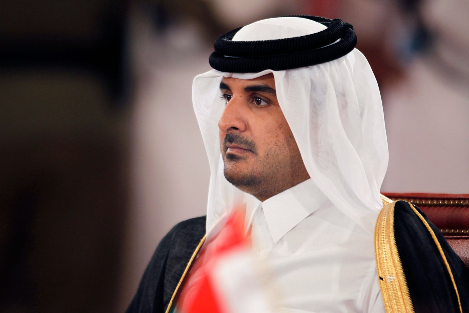 Scheich Tamim bin Hamad bin Khalifa Al-Thani