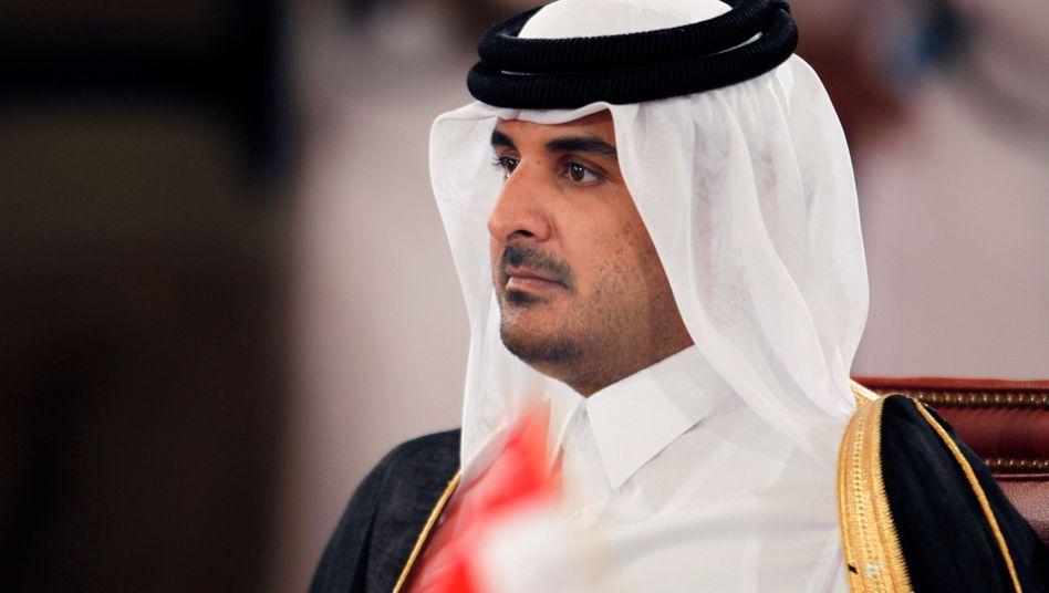 Vom Kronprinz zum Herrscher: Scheich Tamim bin Hamad bin Khalifa Al-Thani