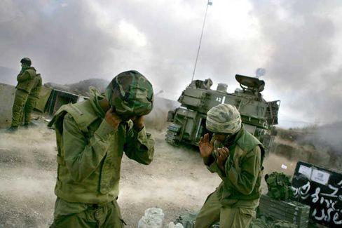 """Artilleriebeschuss: Israelische Offensive """"länger geplant"""""""