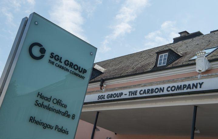 SGL Carbon: Zentrale in Wiesbaden