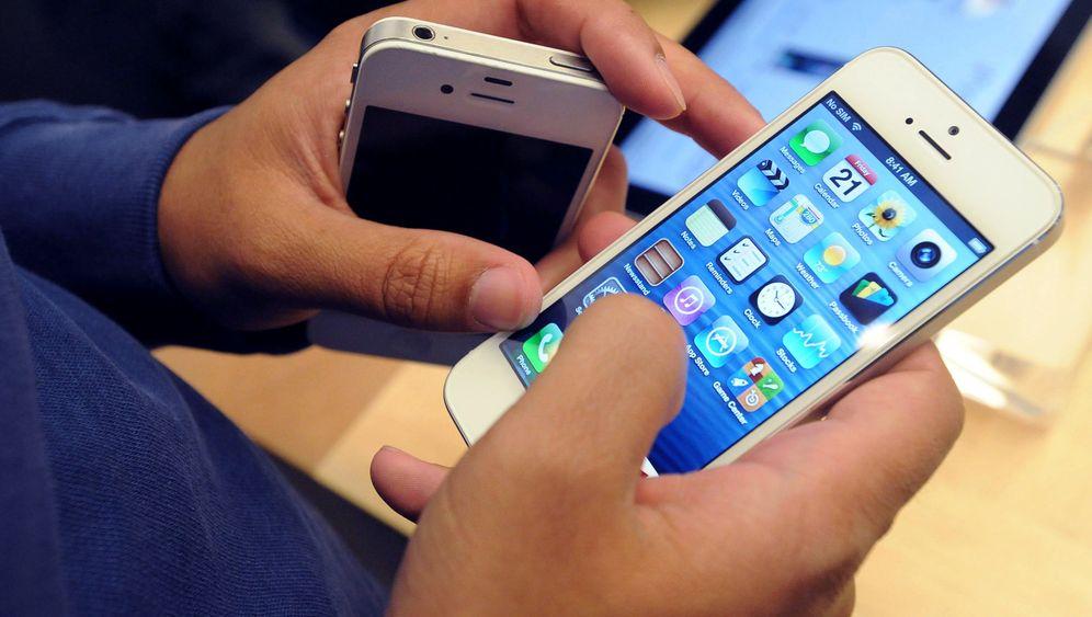 Nokias Abstieg: Die wichtigsten Player im Smartphone-Markt