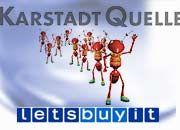 Ameisen auf dem Vormarsch: Letsbuyit.com begeben sich unter die Obhut der Old Economy.