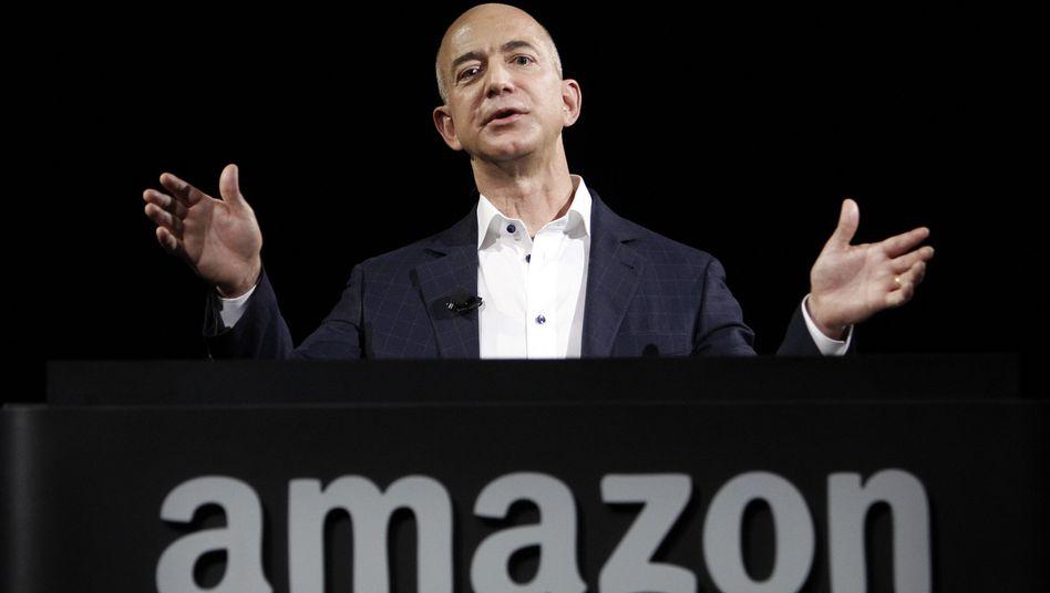 """Amazon-Chef Jeff Bezos: Wachstumsstory vom Tisch? Beobachter sprechen von einem """"hässlichen Quartal"""""""