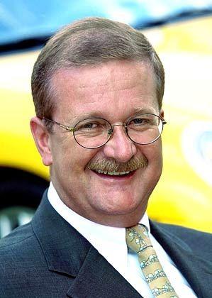 Platz 1: Wendelin Wiedeking trauen 72 Prozent der Befragten zu, den Kurs von Porsche weiter in die Höhe zu treiben.